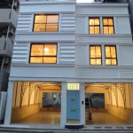 提携建築家の三井 嶺さんのリノベーション建築の完成見学会に行ってきました