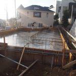 【家づくりのご紹介】「きせきの家」ができるまで② 基礎コンクリート工事中!