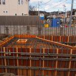 【葉山ワインバルPJ】地下ワインセラー室の工事が始まっています