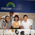 横浜コミュニティー放送(株) FM Salus 84.1 MHz HOUSEONE プレゼンツ「HUMAN Talk BOX」に出演しました