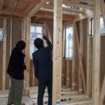 """【構造見学会を開催しました】「""""超""""高性能で老若男女でくつろぎ遊べる、木造三階建ての家」ができるまで③"""