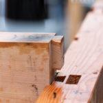 手刻み・木組みの建築 伝統工法を今に伝承する宮大工の工務店 栗本建築さんと提携しました